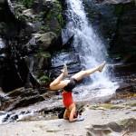 yoga,Bạch Mã trekking (hoi an, danang) Vietnam