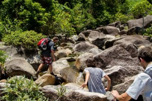 Pure path trekking
